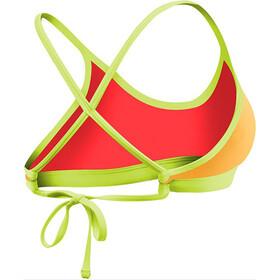 TYR Solid Crosscut bikini Dames oranje